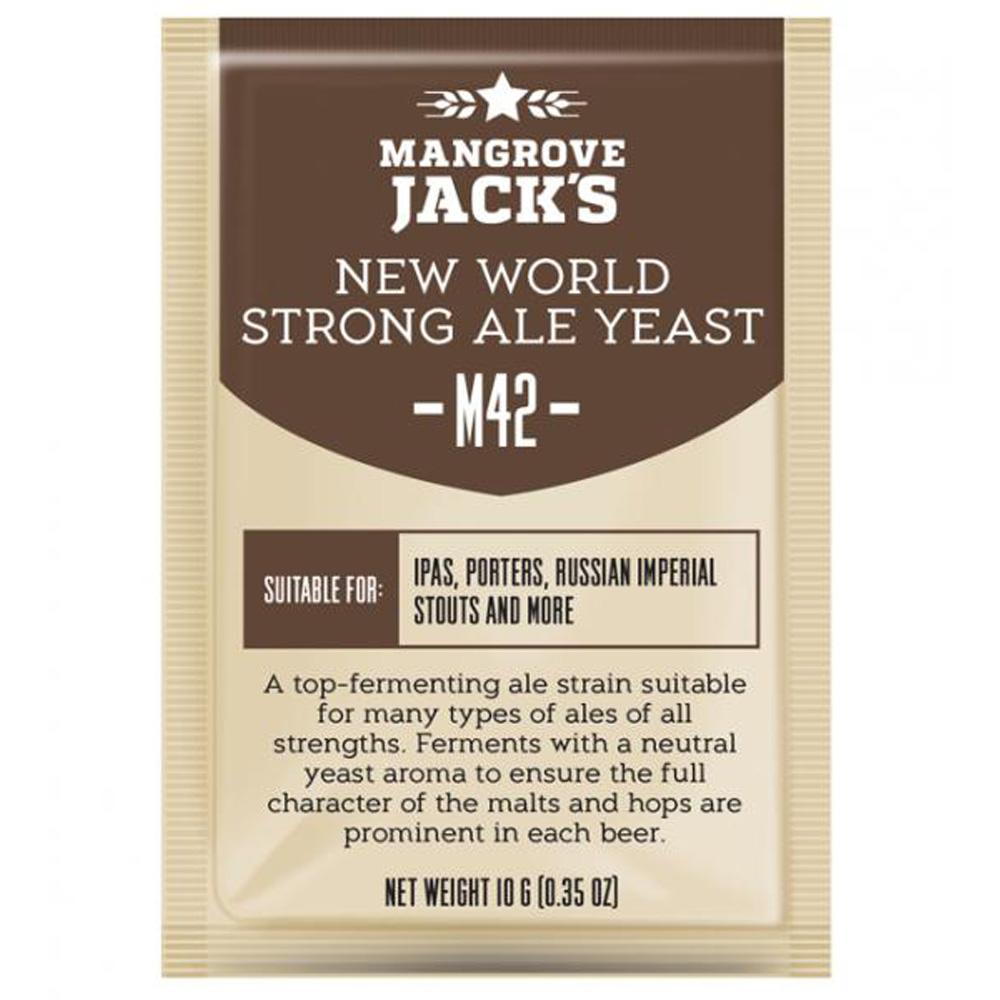 M42 Yeast