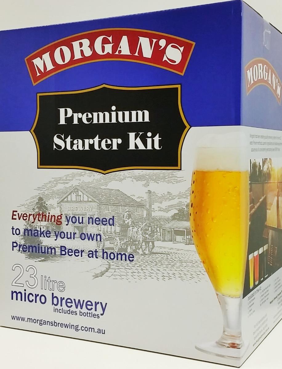 Morgan's Starter Kit