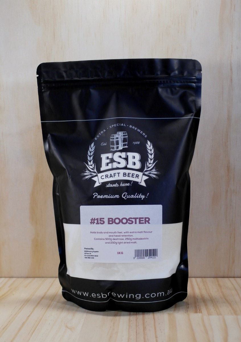#15 Brew Booster - Brew Enhancer 2