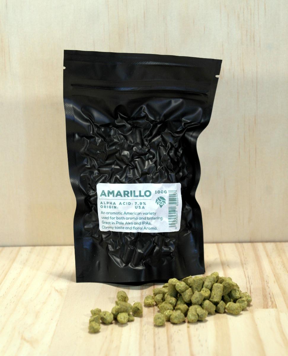 Amarillo Hops 100g