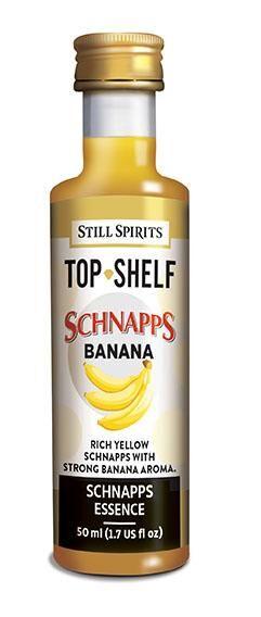 Still Spirits Top Shelf Banana Schnapps