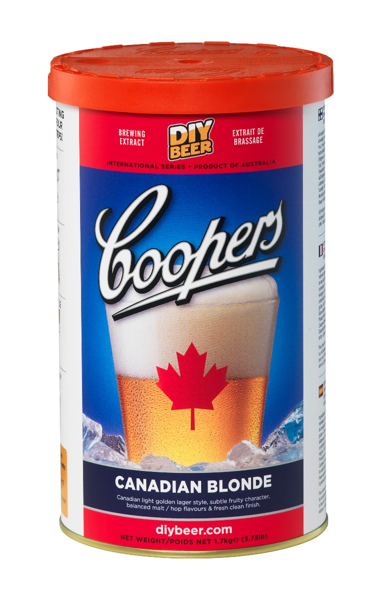 Coopers International Canadian Blonde