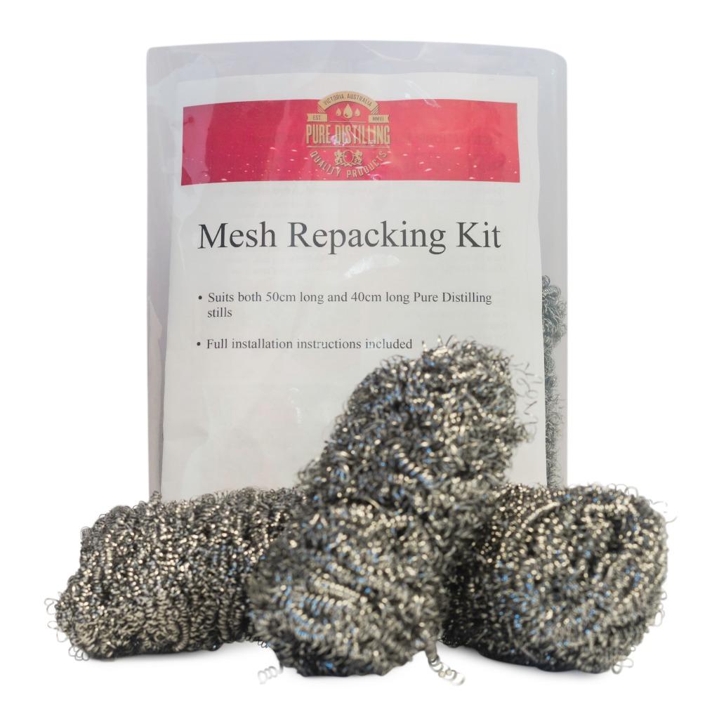 mesh repacking kit