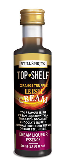 Still Spirits Top Shelf Orange Truffle Irish Cream