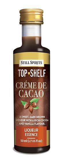 Still Spirits Top Shelf Creme de Cacao