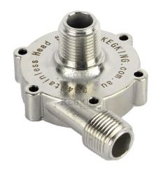 Stainless Pump Head for MKII Mag Drive Pump