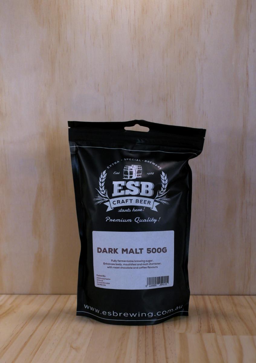Dark dried Malt 500g