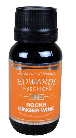 Edwards Essences Rocks Ginger Win