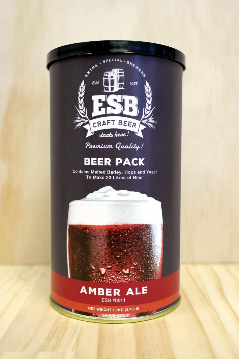 ESB 1.7kg Amber Ale