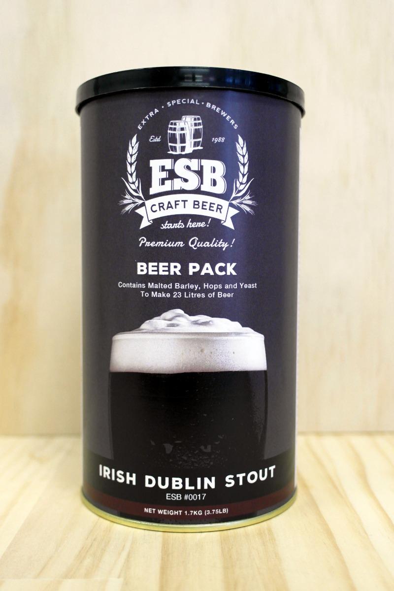 ESB 1.7kg Irish Dublin Stout