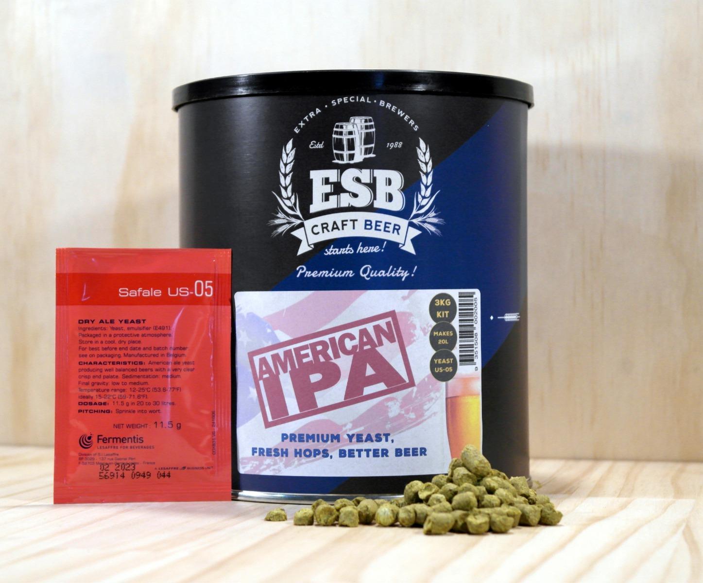 ESB 3kg American IPA