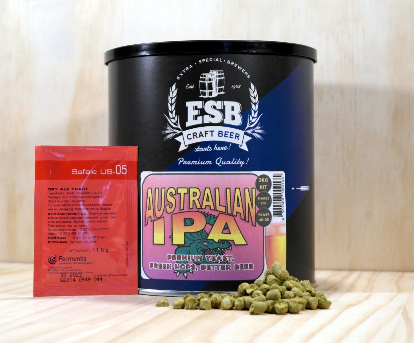 ESB 3kg Australian IPA