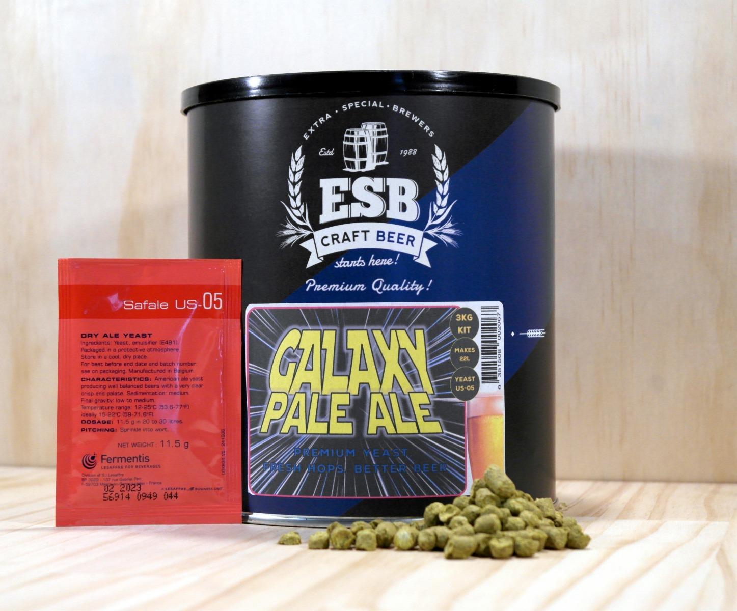 ESB 3kg Galaxy Pale Ale