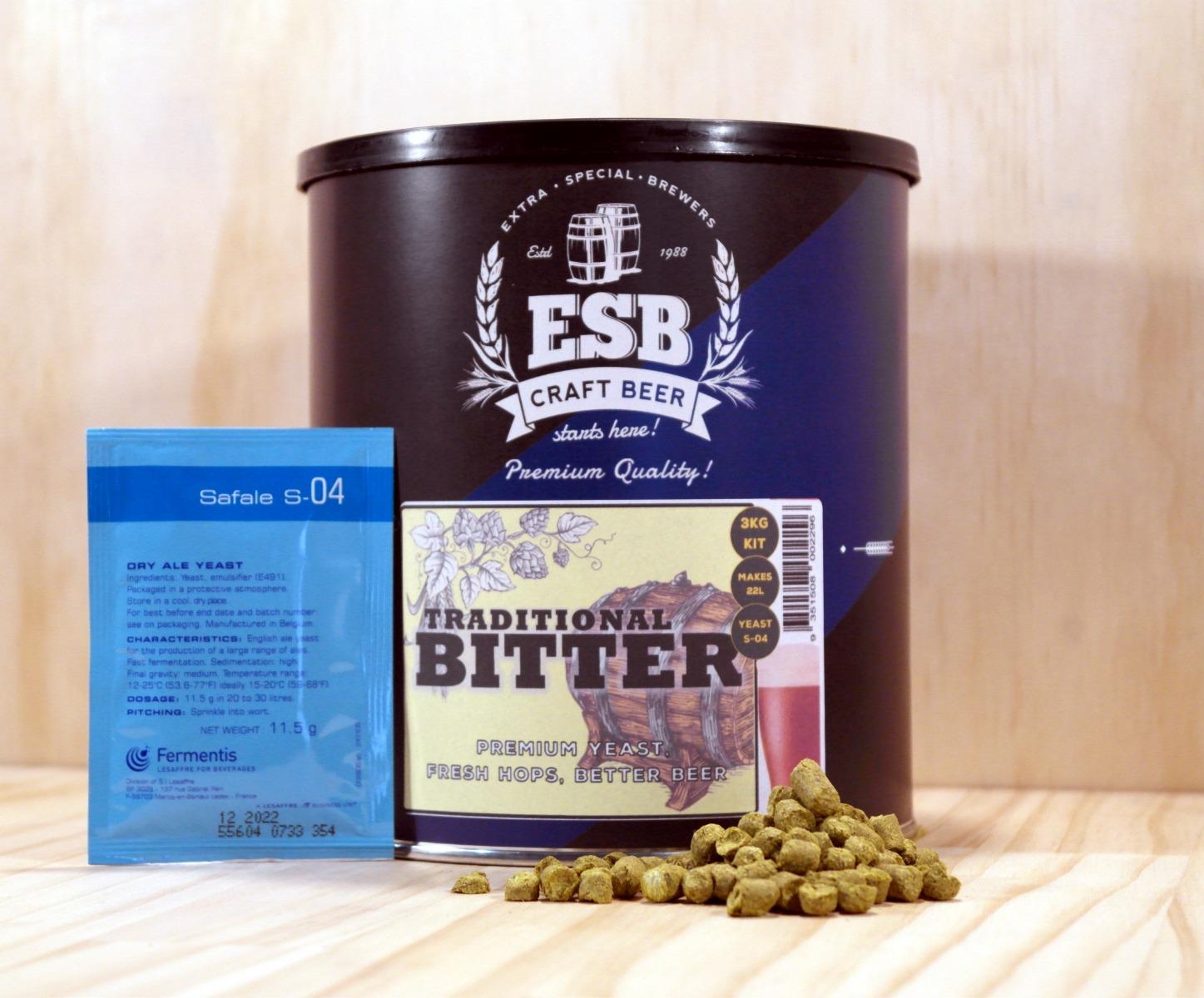 ESB 3kg Traditional Bitter
