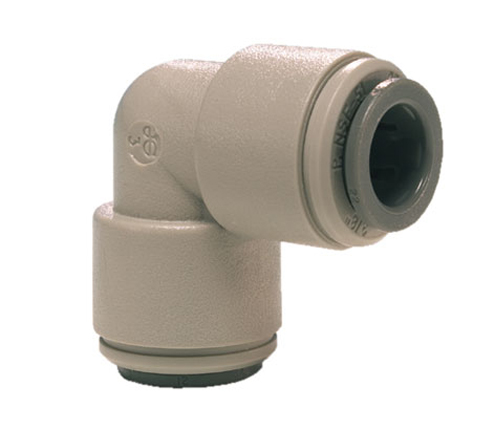 """John Guest 3/8"""" Tube Equal Elbow Connector"""