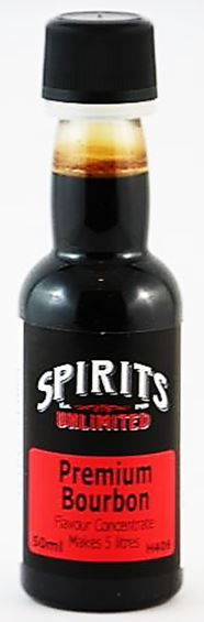 Spirits Unlimited Premium Bourbon