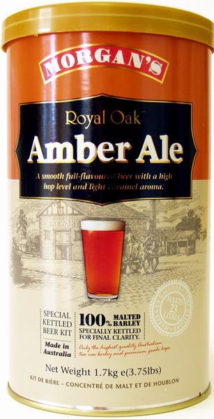 Morgan's Premium Royal Oak Amber Ale