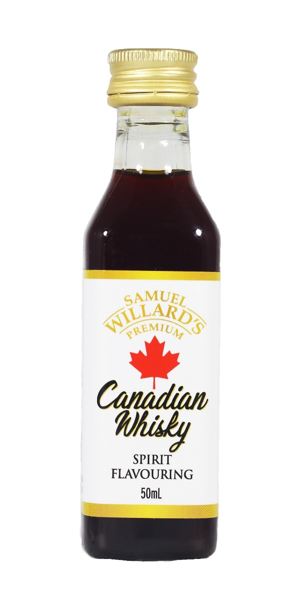 Samuel Willards Premium Canadian Whisky