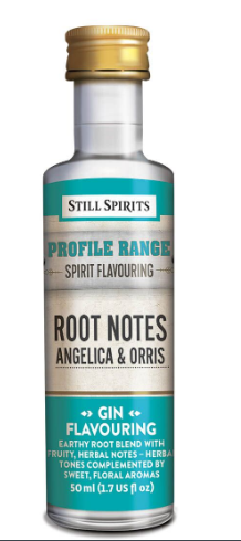 Still Spirits Gin Profile - Root Notes - Angelica  Orris