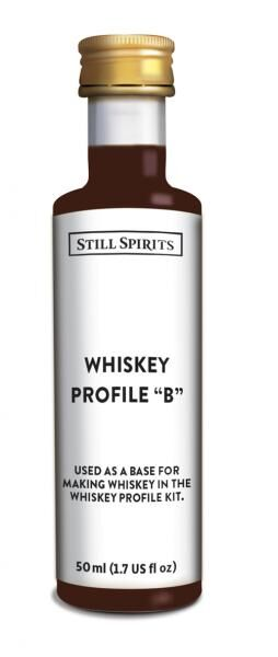 "Still Spirits Top Shelf Whisky Profile ""B"""