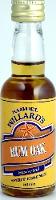Samuel Willards Gold Star Rum Oak
