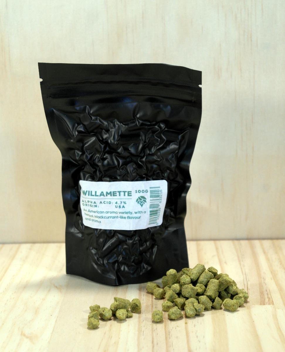 Willamette Hops 100g